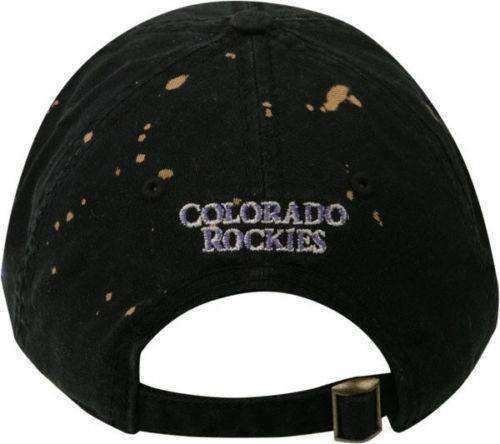 best sneakers 74343 7e198 ... coupon code for colorado rockies mlb new disheveled adjustable hat new  era baseball major league ab03d