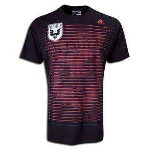 DC United MLS t-shirt by Adidas size Large