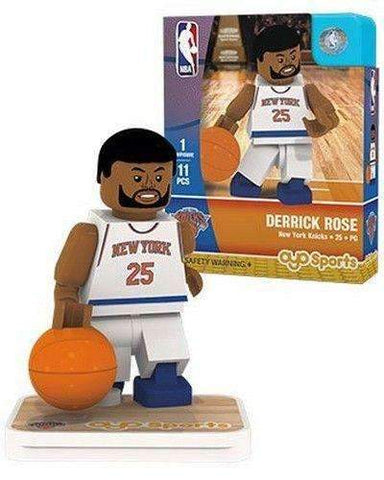 Derrick Rose  NBA Player mini figure by Oyo Sports