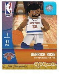 Derrick Rose New York Knicks Minifigure by Oyo Sports NIB DRose NY Knicks NIP