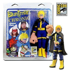 The Bluntman & Chronic Cock-Knocker Retro Cloth Action Figure by EMCE
