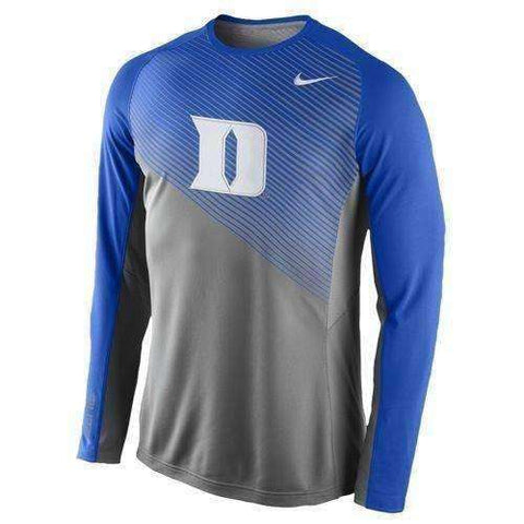Duke Blue Devils Nike Shooting Shirt NWT Dri Fit NCAA ACC new with tags new in original packaging