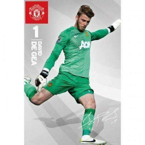 David De Gea Manchester United Poster by GB Eye