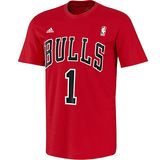 Derrick Rose Chicago Bulls player t-shirt by Adidas NWT
