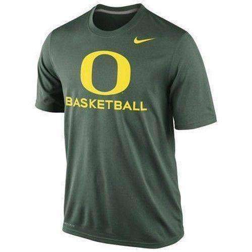 Oregon Ducks Basketball Dri-Fit t-shirt by Nike size Medium
