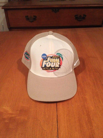 Florida Gators 2007 NCAA Final Four hat Nike new with sticker SEC The Swamp