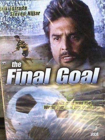 The Final Goal DVD starring Erik Estrada & Steven Nijjar