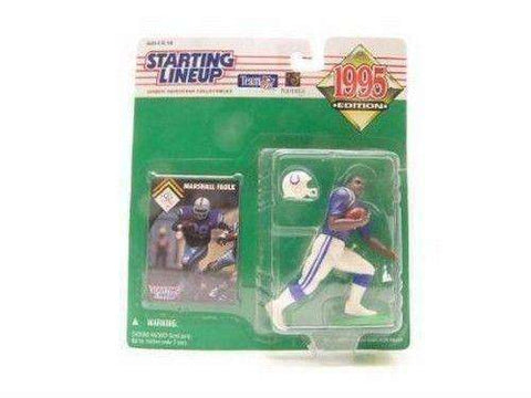 Marshall Faulk Indianapolis Colts Starting Lineup NFL action figure NIB Kenner New in Package