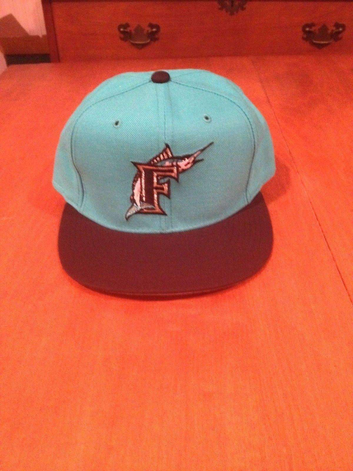 newest 077e0 869b4 Florida Marlins New Era Fitted Hat new 5950 MLB Baseball Diamond Colle –  Marvelous Marvin Murphy s