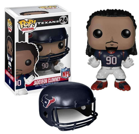 Jadeveon Clowney Houston Texans Pop! Football Vinyl Figure by Funko