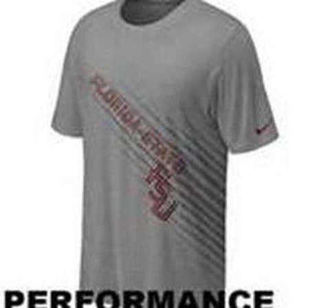Florida State Seminoles Youth t-shirt Nike Dri-Fit ACC NCAA New with Tags FSU