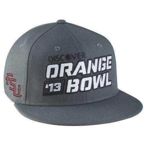 Florida State Seminoles Discover Orange Bowl Snapback Hat by Nike