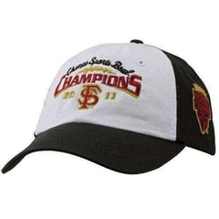 Florida State Seminoles 2011 Champs Sports Bowl Champions hat new FSU Noles