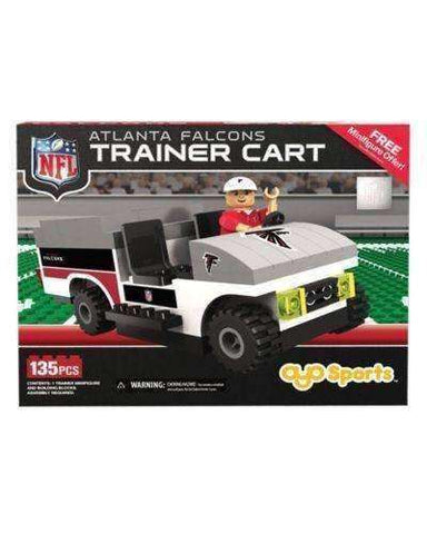 Atlanta Falcons NFL Trainer Cart by Oyo Sports