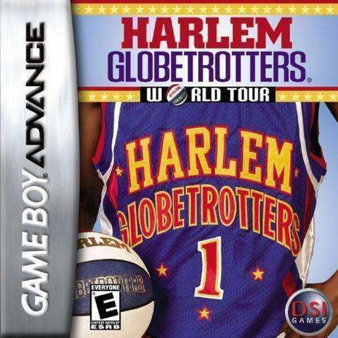 Harlem Globetrotter World Tour Game Boy Advance NIB DSI Games NIP 2001