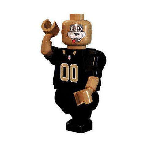 Gumbo New Orleans Saints NFL Player mini figure by Oyo Sports