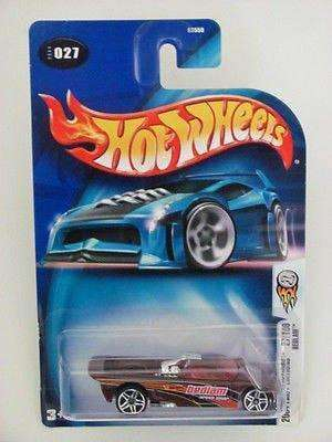 2004 Hot Wheels First Editions Bedlam Speedshop Car