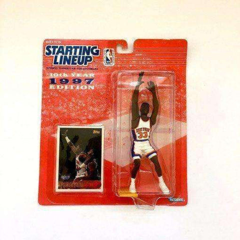 Patrick Ewing New York Knicks NBA Starting Lineup Action Figure NIB Kenner new in package