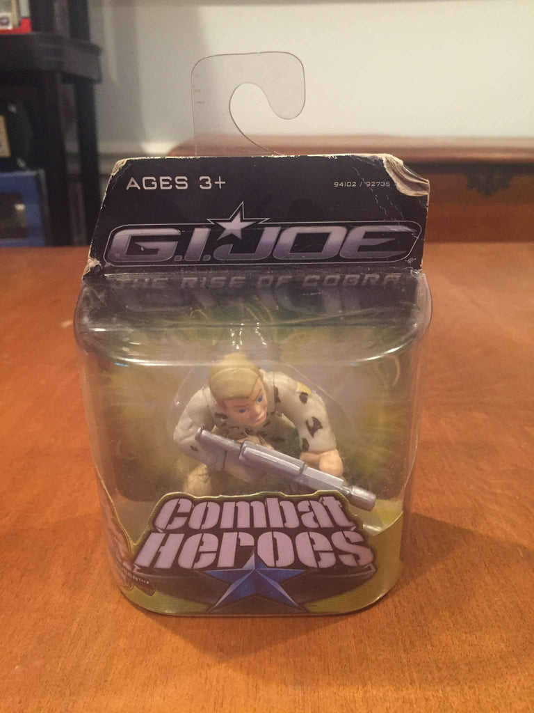 "GI Joe GI Joe Combat Heroes Conrad ""Duke"" Hauser Action Figure by Hasbro"