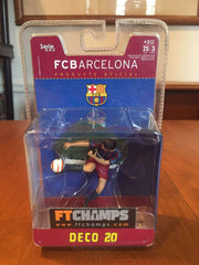 Deco FC Barcelona Action Figure by FT Champs
