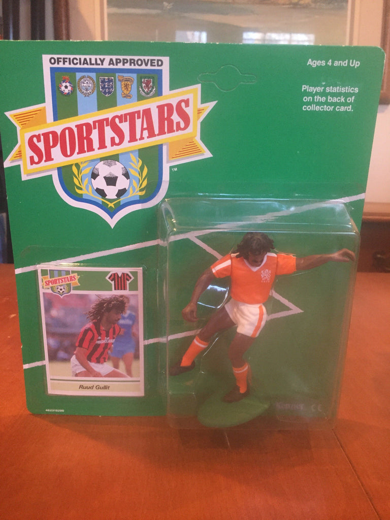 7d318a44 1989 Sportstars Ruud Gullit Netherlands action figure by Kenner