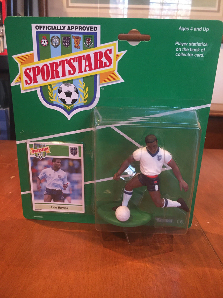 01695f98 1989 Sportstars John Barnes England action figure by Kenner