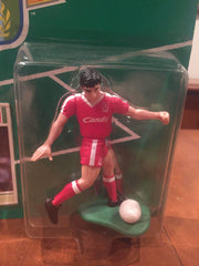 Peter Beardsley Liverpool Reds FC 1989 Sportstars Action Figure Kenner NIB NIP