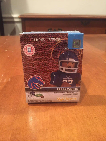Doug Martin Boise State Broncos minifigure by Oyo Sports