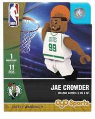 Jae Crowder Boston Celtics NBA Minifigure by Oyo Sports NIB Celts NIP