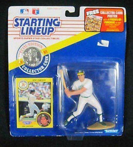Jose Canseco Oakland A's Starting Lineup MLB Action Figure NIB NIP