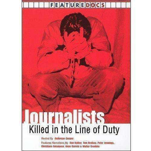 Journalists Killed In The Line Of Duty by Anderson Cooper (DVD, 2005)