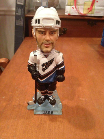 Jamoir Jagr Washington Capitals Bobblehead by Forever Collectibles New NHL CAPS new in box