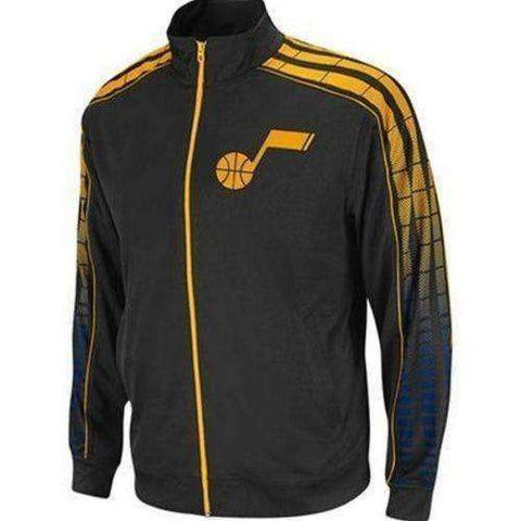 Utah Jazz NBA track jacket by Adidas new with tags NWT size XL Basketball