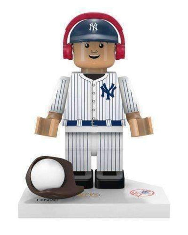 Jacoby Ellsbury New York Yankees MLB Player minifigure by Oyo Sports