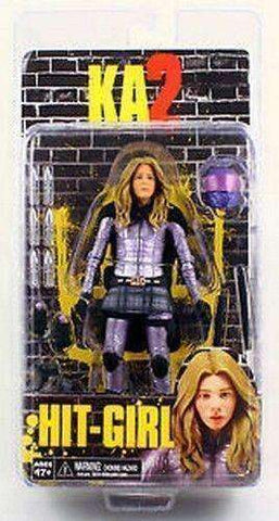KA2 Movie Hit-Girl Action Figure new in original packaging 7 inches NECA
