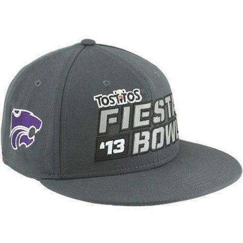 Kansas State Football 2013 Fiesta Bowl snapback hat Nike new K-State BCS K-St