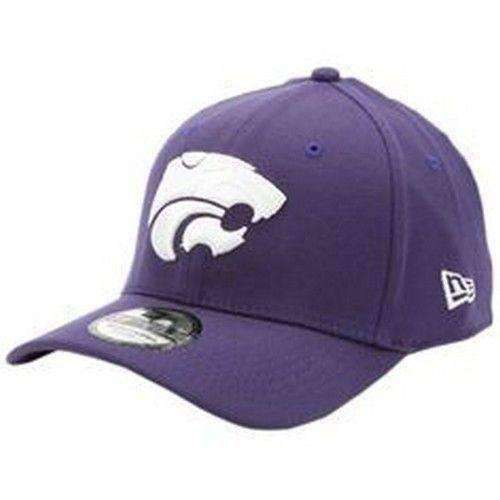 cheap for discount 3922b ed41c Kansas State Wildcats New Era 39Thirty Hat K-ST new with stickers new in  original