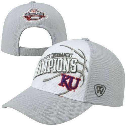Kansas Jayhawks 2013 Men's Big 12 Tournament Champions by Top of the World