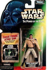 Star Wars Lando Calrissian The Power of the Force action figure NIP NIB