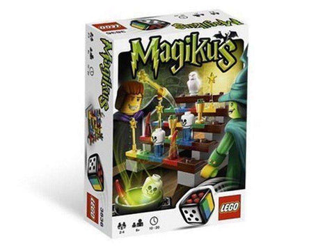 LEGO MAGIKUS new in original packaging Ages 7 & up