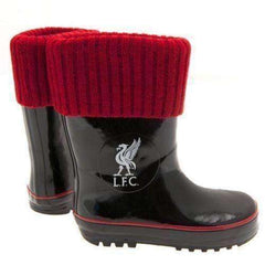 Liverpool FC Children's Wellington sock boots NWT Reds English Premier League
