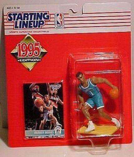 Mugsy Bogues Charlotte Hornets Starting Lineup Action Figure NBA NIP NIB