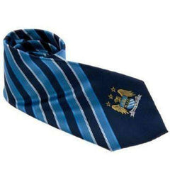 Manchester City Tie by William Turner & Son