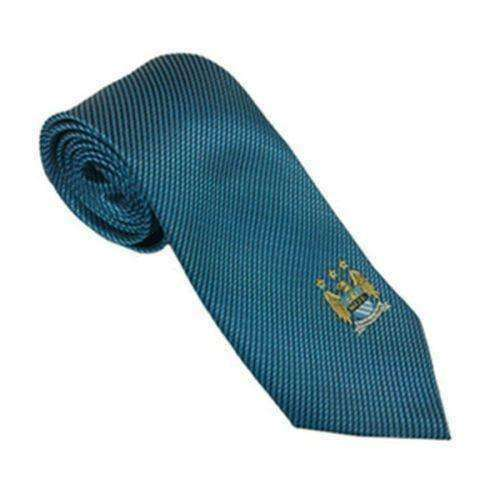 Manchester City FC Tie by William Turner & Son