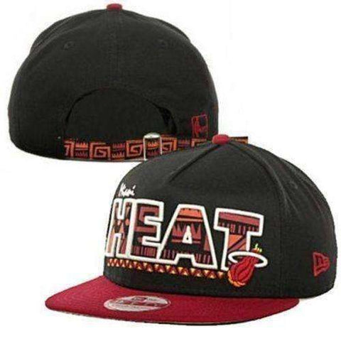 Miami Heat NBA Tribal strap hat New Era new in original packaging Basketball