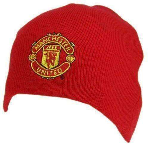 Manchester United winter hat English Premier League NWT new with tags EPL MAN U