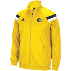 Michigan Wolverines Football Helmet Jacket NWT Adidas Big Blue UM new with tags