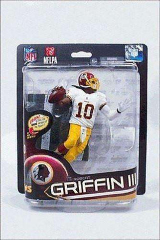 Robert Griffin III Washington Redskins McFarlane action figure