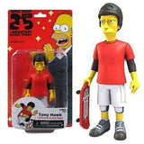 Tony Hawk The Simpsons 25 of the Greatest Guest Stars Series 2 Action Figure New in Box NECA