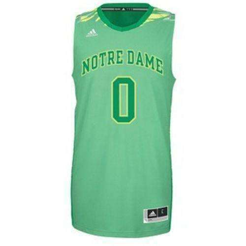 promo code 3a5d7 c005a Notre Dame Fighting Irish Eric Atkins camo basketball jersey ND ACC NWT New  - Marvelous Marvin Murphy's